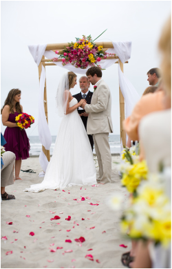 San Diego Destination Weddings also provides a selection of small California wedding venues, complete with reception sites, for a warm and intimate setting on your wedding day.