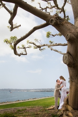 San Diego Destination Weddings' bay view venues are some of the most beautiful, affordable wedding venues in San Diego.