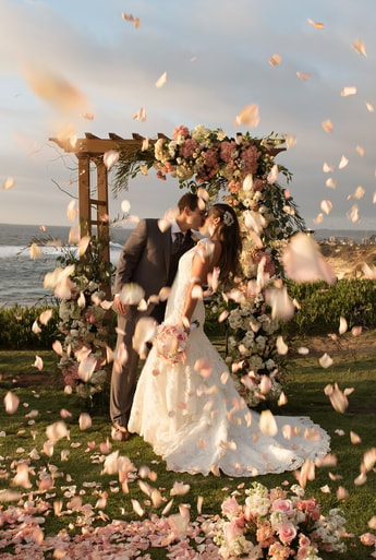 Read some of the San Diego Destination Weddings reviews left by our couples!