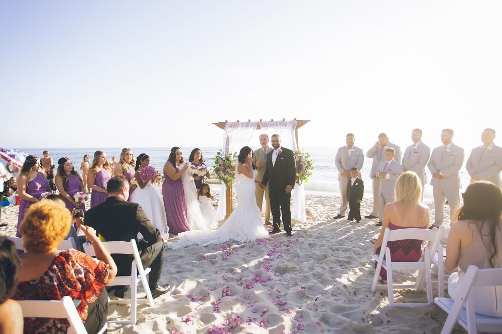 Windansea Beach Weddings San Go Destination