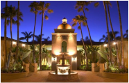 The Island Palms Hotel and Marina is one of San Diego Destination Weddings' favorite hotel wedding venues, due to its great ambiance and customer service. It's a really beautiful location.