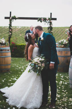Our gorgeous wineries are some of the best wedding locations in Southern California. Rustic and beautiful--they're sure to please.